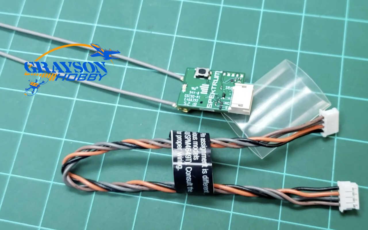 Spektrum SPM4650 | helpful user manual – GraysonHobby RC Hobby Store | Spektrum Dx6 Rc Wiring Diagram |  | GraysonHobby RC Hobby Store